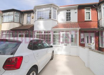 Thumbnail 3 bed terraced house to rent in Park Avenue, Southall