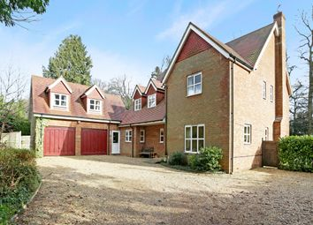 Thumbnail 5 bed detached house to rent in Folly Cottage, London Road, Hill Brow, Liss