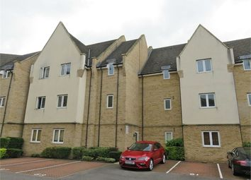 Thumbnail 3 bed flat for sale in Flawn Way, Eynesbury, St Neots, Cambridgeshire