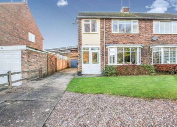 Thumbnail 3 bed semi-detached house for sale in Station Road, Hatton, Warwick