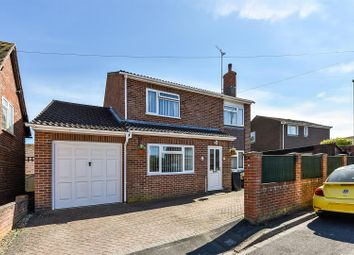 Thumbnail 4 bed detached house for sale in Sunnyside Close, Charlton, Andover