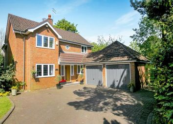 Thumbnail 5 bedroom detached house for sale in Highfield Road, Hazel Grove, Stockport, Cheshire