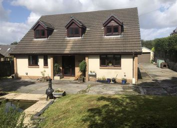 Thumbnail 4 bed detached bungalow for sale in Johnstown, Carmarthen