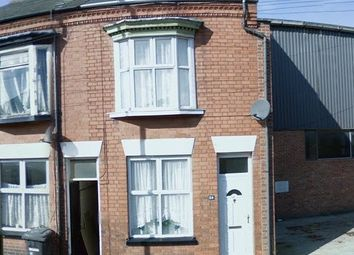 Thumbnail 1 bed terraced house to rent in Kingsley Street, Leicester, Leicestershire
