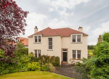 Thumbnail 5 bed detached house for sale in Lanark Road, Edinburgh