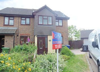 Thumbnail 2 bed property to rent in Ark Avenue, Grays
