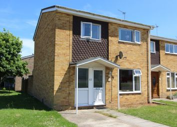 Thumbnail 3 bedroom end terrace house for sale in Bourne Road, Lowestoft