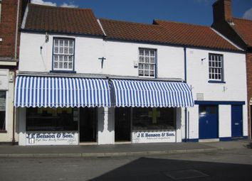 Thumbnail Retail premises for sale in Bensons, 23 King Street, Barton-Upon-Humber