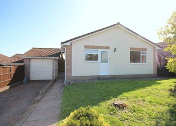 Thumbnail 2 bed detached bungalow for sale in Prince Charles Way, Seaton