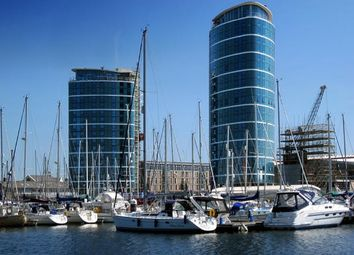 Thumbnail 1 bed flat for sale in Marin Point East Chatham Quays, Dock Head Road, Chatham, Kent