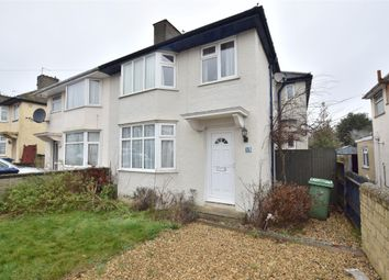 Thumbnail 4 bedroom semi-detached house for sale in Bartholomew Road, Oxford