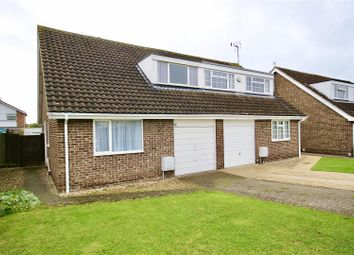 Thumbnail 3 bed semi-detached house for sale in Sywell Road, Colview, Swindon