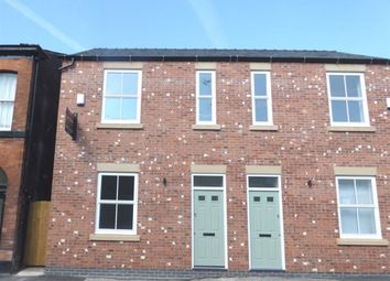 Thumbnail 2 bed semi-detached house to rent in Catherine Street, Macclesfield