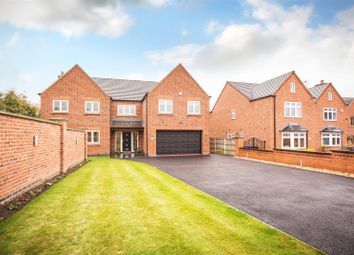 Thumbnail 6 bed detached house for sale in Jubilee Court, West Hallam, Derbyshire