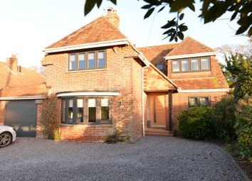 Thumbnail 3 bed detached house for sale in Barton Croft, Barton On Sea, New Milton