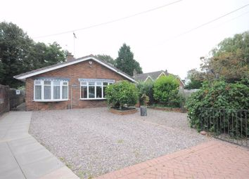 Thumbnail 3 bed detached bungalow for sale in Highlows Lane, Yarnfield, Stone