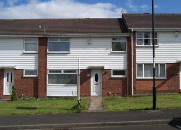 Thumbnail 3 bed terraced house to rent in Naworth Drive, Westerhope, Newcastle Upon Tyne