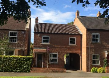 Thumbnail 3 bed end terrace house for sale in Lime Tree Avenue, Easingwold, York