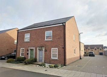 Thumbnail 3 bed semi-detached house to rent in Elton Street, Corby, Northamptonshire