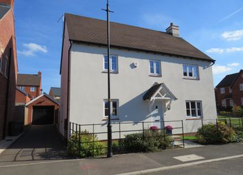 4 bed detached house for sale in Cowslip Close, St George's Fields, Northampton NN4