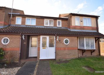 Thumbnail 1 bed terraced house to rent in St Nicholas Close, Boston