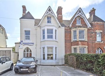 Thumbnail 2 bedroom flat to rent in Westerhall Road, Weymouth, Dorset