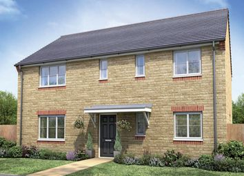 Thumbnail 5 bedroom detached house for sale in Woburn Drive, Thorney, Peterborough