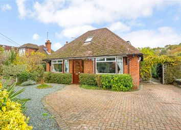 Thumbnail 5 bed bungalow for sale in West Hill, Elstead, Godalming, Surrey