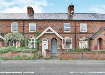 Thumbnail 3 bed terraced house for sale in Mobberley Road, Knutsford, Cheshire