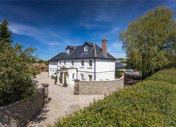 Thumbnail 9 bed detached house for sale in Hamlet, Sherborne, Dorset