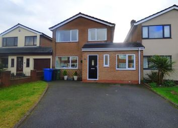 Thumbnail 3 bed link-detached house for sale in Danelagh Close, Tamworth, Staffordshire