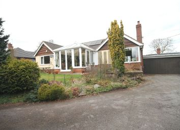 Thumbnail 3 bed detached bungalow for sale in Gravelly Hill, Ashley, Market Drayton
