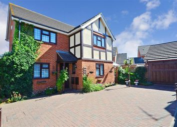 Thumbnail 3 bed detached house for sale in Eddie Willet Road, Herne Bay, Kent