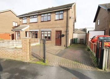Thumbnail 3 bed semi-detached house for sale in Redwood Drive, Haydock, St Helens