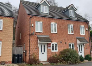 Thumbnail 3 bed semi-detached house to rent in Goodrich Mews, Dudley