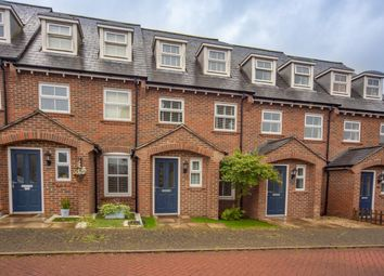 Thumbnail 3 bedroom town house for sale in Monxton Place, Sherfield-On-Loddon, Hook