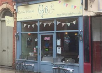 Thumbnail Restaurant/cafe for sale in Cafe With 40 Covers DE14, Staffordshire