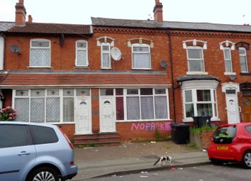 Thumbnail 4 bedroom terraced house for sale in Avondale Road, Sparkhill, Birmingham