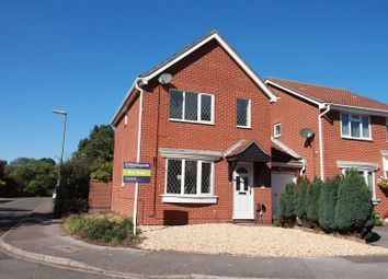 Thumbnail 3 bed link-detached house for sale in Pennycress, Locks Heath, Southampton