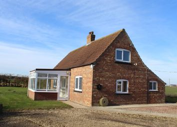 Thumbnail 2 bed detached house for sale in Wainfleet Road, Irby-In-The-Marsh, Skegness