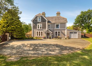 Thumbnail 7 bed detached house for sale in West Pitten, Nr Yealmpton, Plymouth