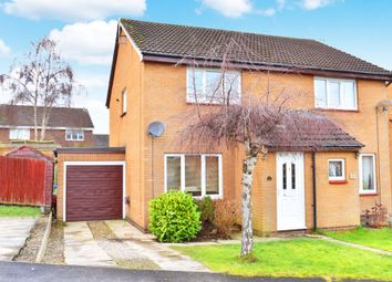 Thumbnail 2 bed semi-detached house to rent in 12 Borage Road, Harrogate