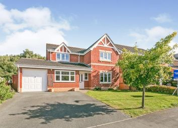 Thumbnail 4 bed detached house for sale in Maes Elian, Old Colwyn, Colwyn Bay, Conwy