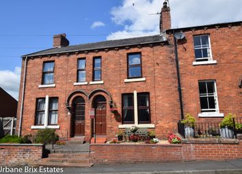 Thumbnail 3 bed terraced house for sale in Esk Bank Longtown, Carlisle