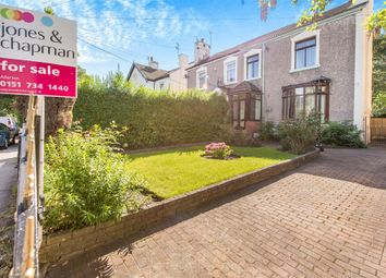 Thumbnail 5 bedroom semi-detached house for sale in Church Road, Stanley, Liverpool