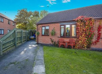 Thumbnail 2 bed bungalow for sale in St. Nicholas Park, Withernsea