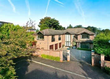 Thumbnail 5 bedroom detached house for sale in Ringley Park, Whitefield, Whitefield Manchester