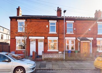 Attercliffe Road, Chorlton Cum Hardy, Manchester M21. 2 bed terraced house for sale