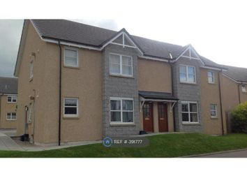 Thumbnail 2 bed flat to rent in Correen Avenue, Alford