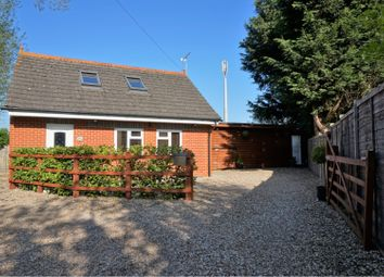 Thumbnail 2 bed detached house for sale in Finchampstead Road, Wokingham